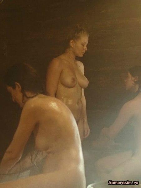 famous women athletes naked