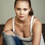 Виктория Романенко Голая