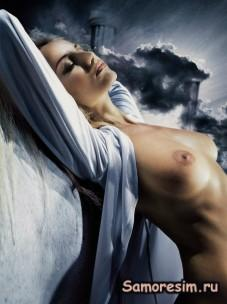 Adriana Sklenarikova Nude