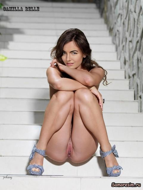 Camila belle naked has First