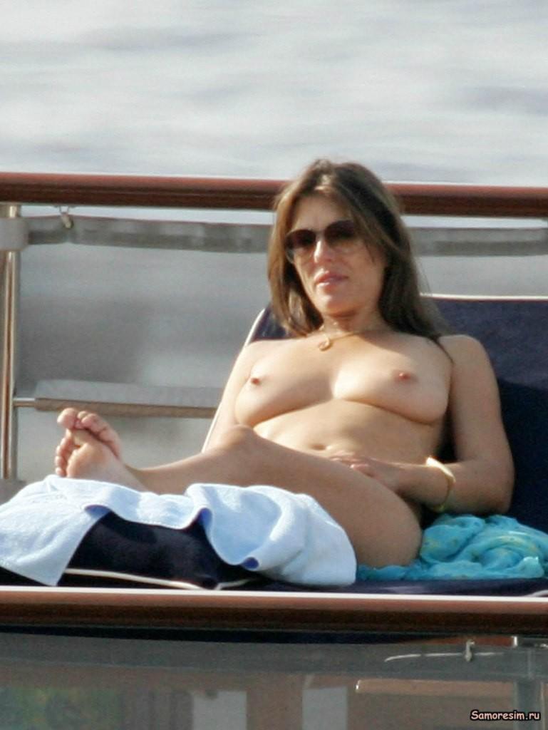 Элизабет хёрли фото голая 11 фотография