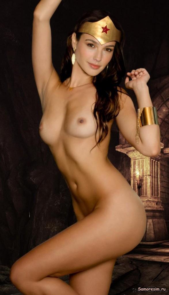 gal gadot porn model